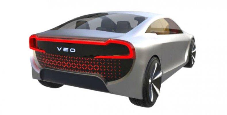 Vestel'in Üreteceği Yerli Araç VEO'nun Tasarımı Ortaya Çıktı