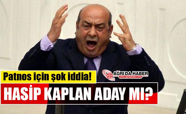 Ağrı'nın Patnos İlçesinde HDP Belediye Başkanı Adayı Hasip Kaplan İddiası