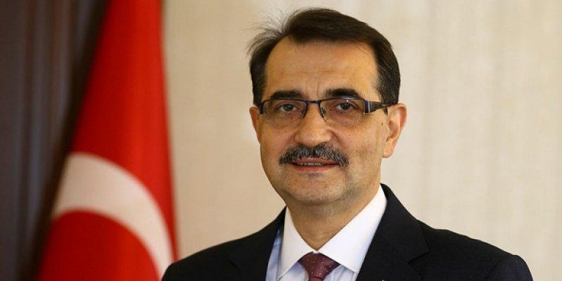 Enerji ve Tabii Kaynaklar Bakanı Fatih Dönmez'den Kritik Açıklama