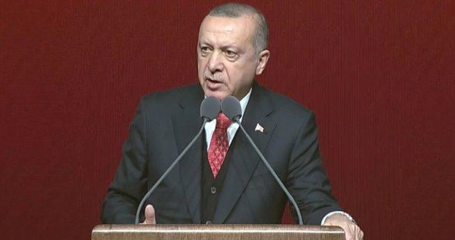 Hakkari'de ki Acı Haberi Cumhurbaşkanı Erdoğan Verdi
