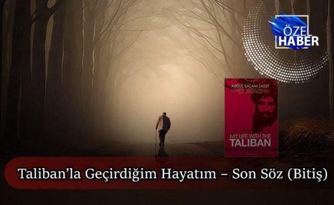 """Molla Abdusselam Zaif'in Yeni Kitabı: """"Taliban'la Geçirdiğim Hayat"""""""