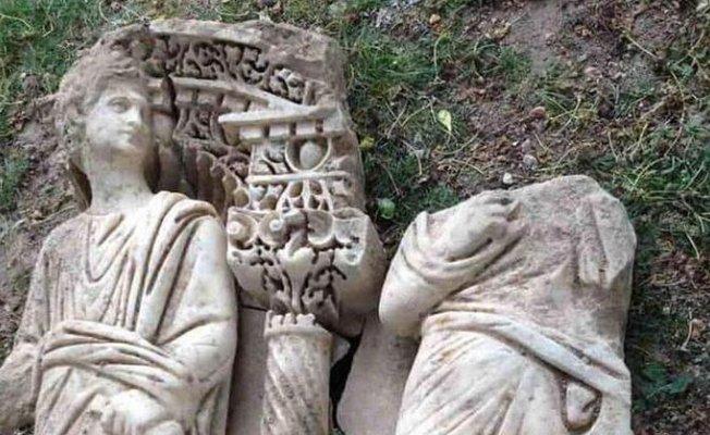 1600 Yıllık Lahit Bulundu!