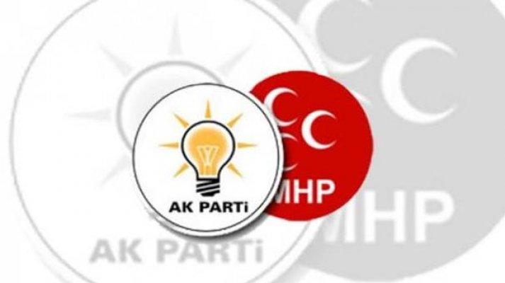 Ak Parti'den MHP'ye Jest Hazırlığı