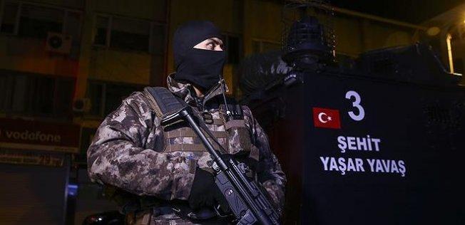 Ankara'da DEAŞ operasyonu çok sayıda gözaltı