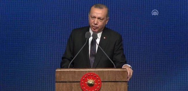 """Erdoğan """"Kürtleri Orada Bırakmayacağız!"""""""