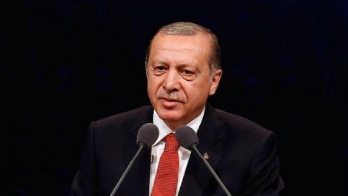 """Erdoğan """"Suriye Kürtlerini PKK/PYD zulmünün altında bırakmayacağız"""" dedi"""