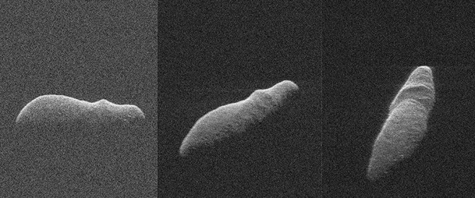 NASA Görüntüledi! Holiday Asteroidi Nedir?