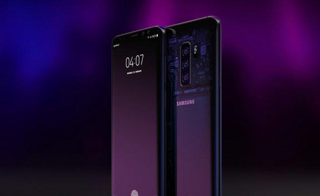 Samsung Galaxy S10 Ayrıntıları Basına Sızdı