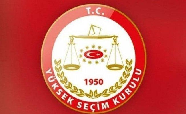YSK tarafından seçim yasaklarını açıklandı