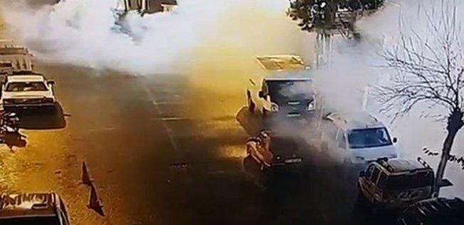 Diyarbakır'da EYP'li saldırı