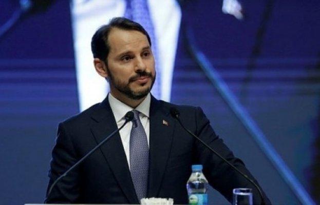 Hazine ve Maliye Bakanı Albayrak, MÜSİAD Toplantısı'nda konuştu