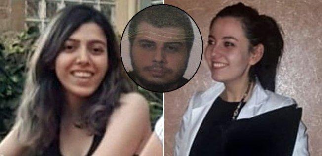 İki Kızı Öldürdü Böyle Yakalandı