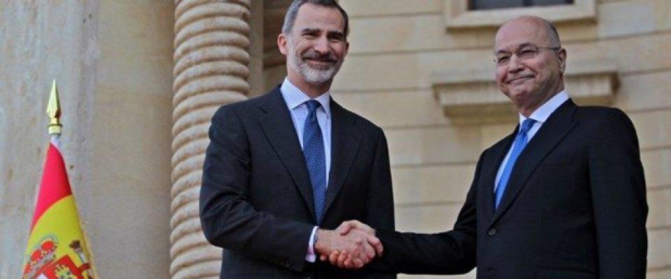 İspanya'dan Yıllar Sonra Irak'a Üst Düzey Ziyaret
