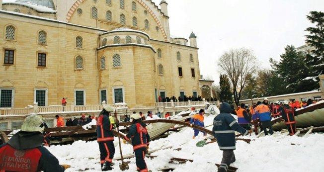 İstanbul 'Tente faciası' için İddianame hazır