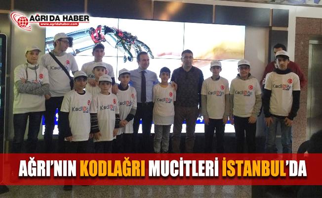 KODLAĞRI Projesi Öğrencileri İstanbul Sunny Fabrikasında
