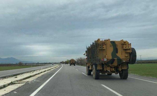 Komando birlikleri İdlib'de