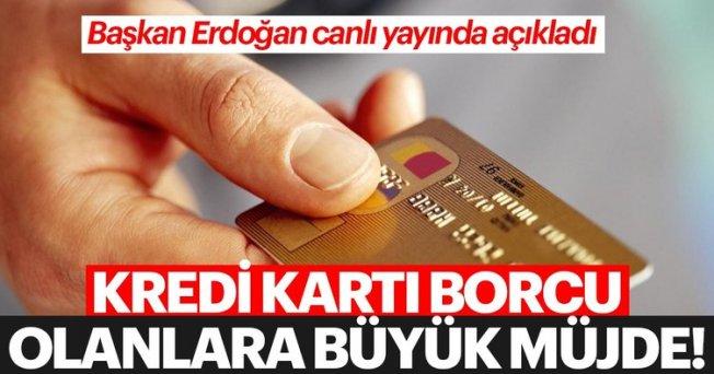 Kredi Kartı Borcu Olanlara Yeni İmkan! Kredi Kartı Borcu Hesaplama