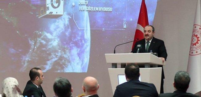 Türkiye uzay ajansı Merkezi Belli oldu