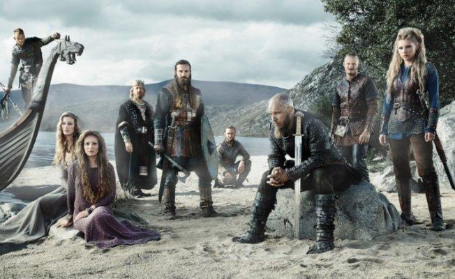 Vikings Dizisi kapatılıyor! artık bitti!