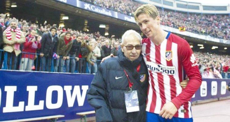 Fernando Torres'i Keşfetmişti Kulüpten Gönderildi!