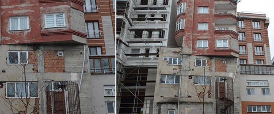 Görüntüsüyle Dikkat Çeken Bina İçin Bağcılar Belediyesinden Açıklama