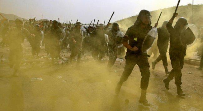 İran'da Milis Kuvvetleri'ne Saldırı! Ölü ve Yaralılar Var!