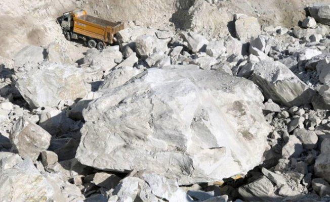 Muğla'da Maden Ocağında Göçük Meydana Geldi!
