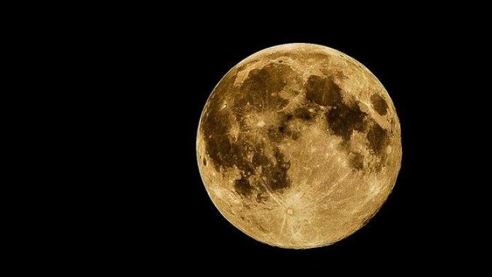 NASA Ay'da Su Üretecek!