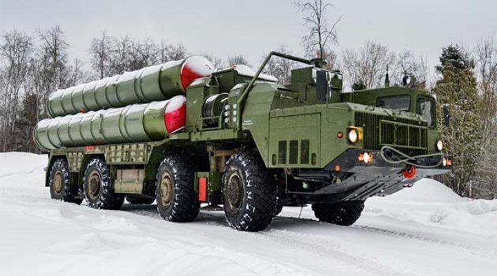 Ruslar'dan alınan S-400'ler Yıl sonuna kadar elimizde olacak
