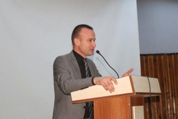 Ağrı İl Milli Eğitim Müdürü Tekin Aday Öğretmenlerle Buluştu