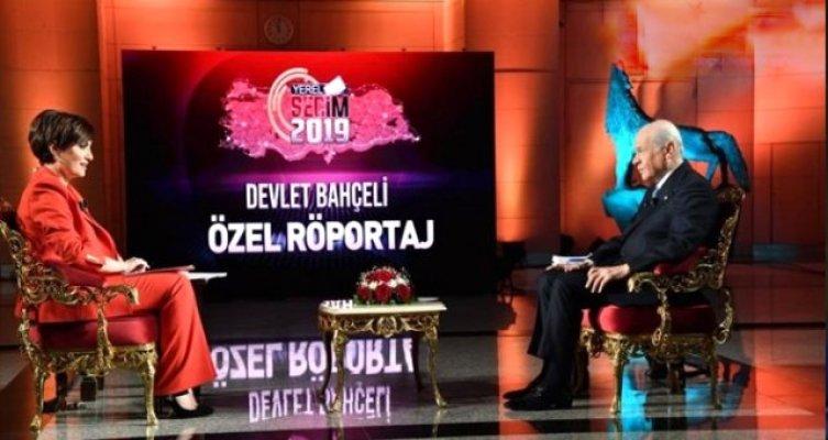 Erken Seçim Sorusuna MHP Lideri Bahçeli'den Net Yanıt!