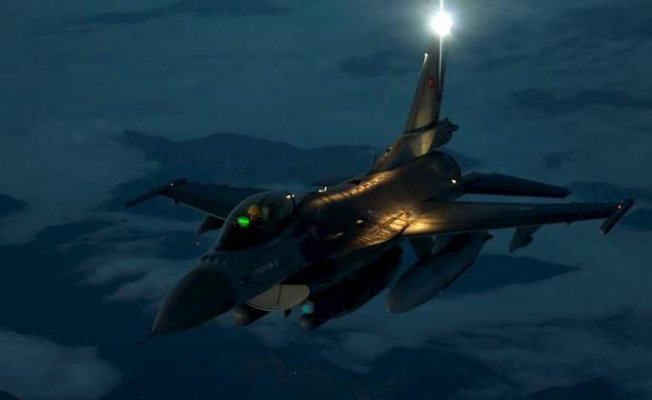 PKK'ya Ağır Darbe! Bütün Mühimmat Depoları Vuruldu!