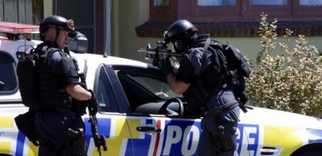 Yeni Zelanda'da Havaalanın'da şüpheli paket alarmı!