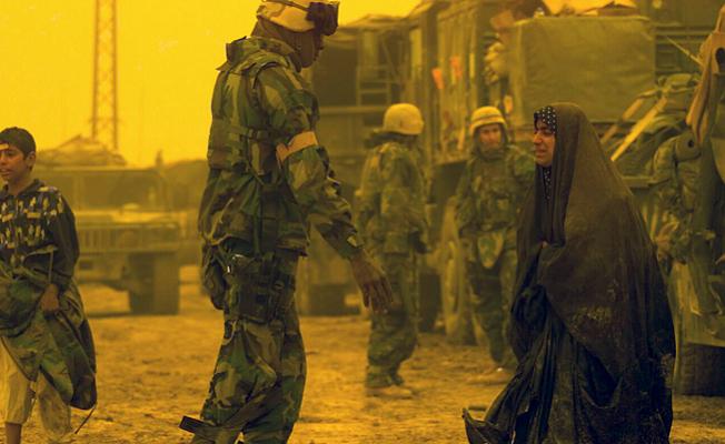 ABD 16 Yıl Önce Irak'ı İşgal İçin Bağdat'a Girdi