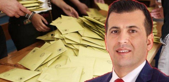 AK Parti 1 Oy İle Kaybetti