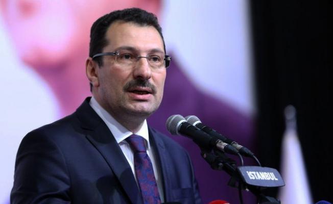 """AK Parti'li Ali İhsan Yavuz: """"İstanbul'da Seçimlerin Tekrarlanmasını İsteyeceğiz"""""""