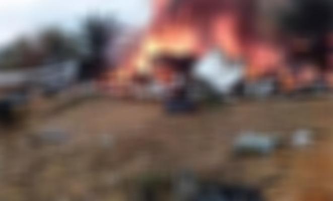 Bulgaristan'da Uçak Düştü : 2 Ölü Var!