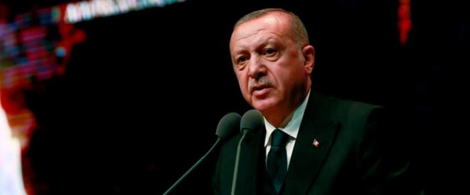 """Cumhurbaşkanı Erdoğan: """"Fransa Türkiye'ye Ders Veremez"""""""