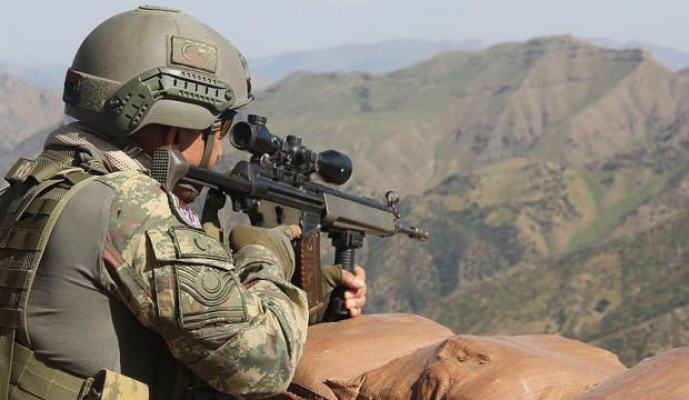 Diyarbakır'da PKK'ya Darbe!