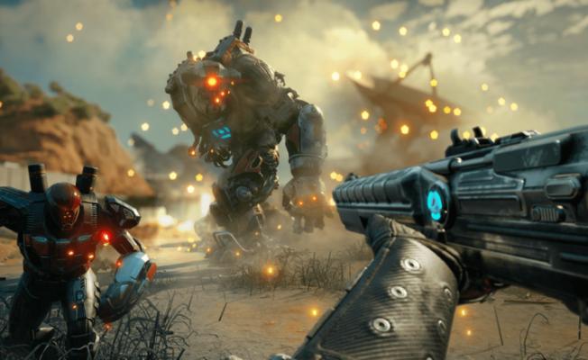 Efsane Doom silahı Rage 2'de!