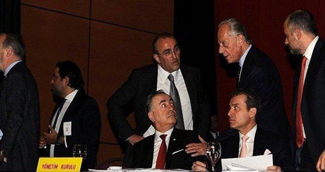 Galatasaray Spor Kulübü'nden Kayyum Açıklaması!