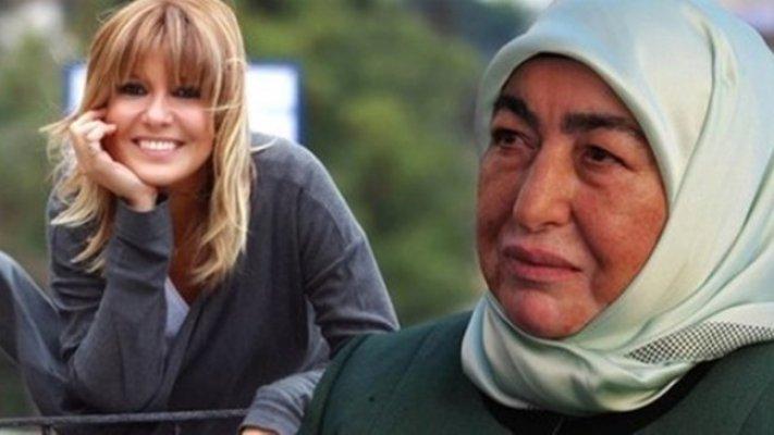 Gülben Ergen'den Semiha Yıldırım'a Destek