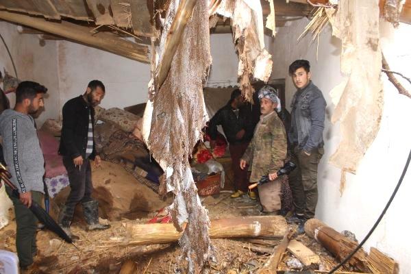 Hakkari'de Köylüler Gece Yarısı Kabusu Yaşadı!