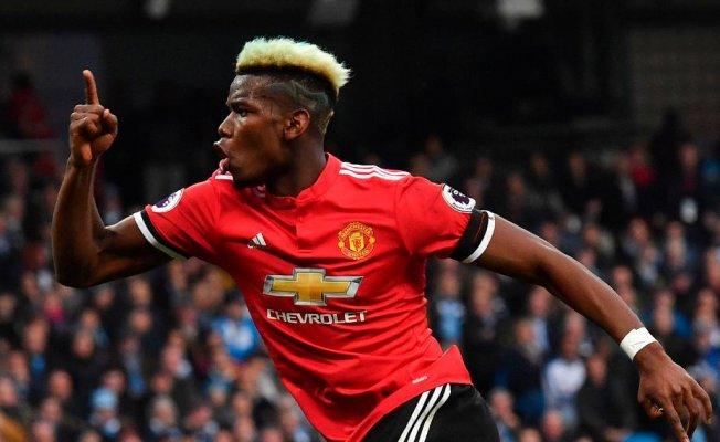 Manchester United'ın Yıldız Oyuncusu Paul Pogba Real Madrid Yolunda!