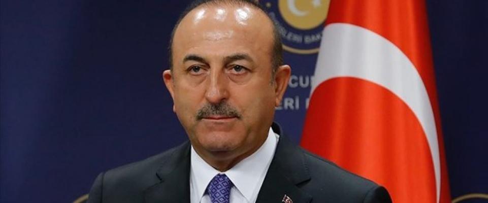 """Mevlüt Çavuşoğlu: """"Batı Şeria Filistin Toprağıdır"""""""