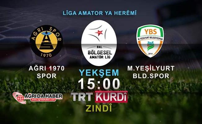 3.Lig'e Yükselecek Takım TRT Kurdi'de Belli Olacak