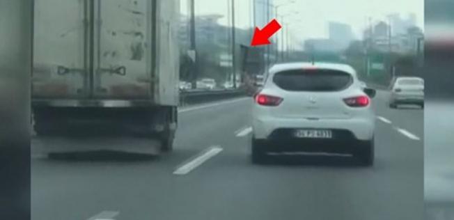 Baltalı sürücü: Seyir halinde saldırdı