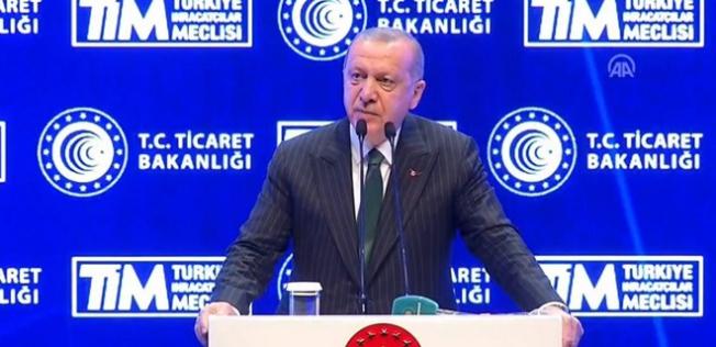 """Cumhurbaşkanı Erdoğan """"Baharı Özlemişler..."""