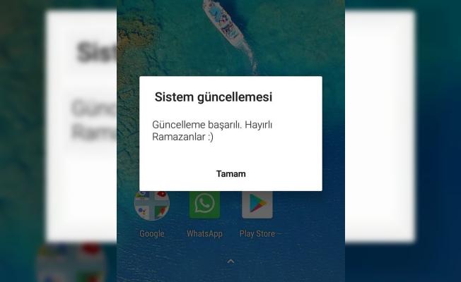 General Mobile'den Anlamlı Güncelleme