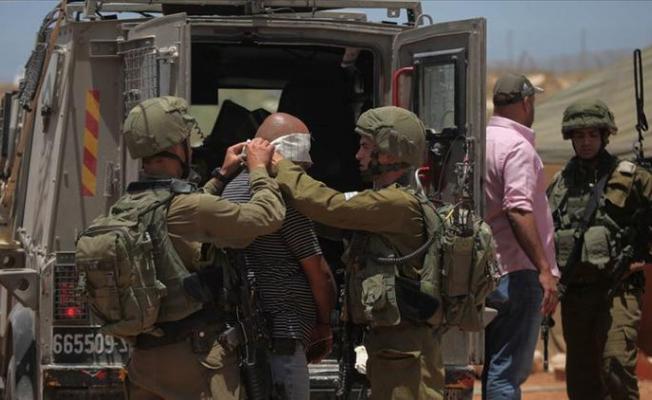 İsrail'den 2 Ayda 905 gözaltı